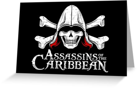 Assassins of the Caribbean by Adho1982