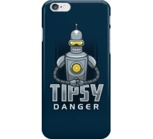 Tipsy Danger iPhone Case/Skin