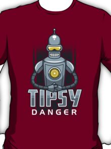 Tipsy Danger T-Shirt