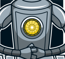 Tipsy Danger Sticker