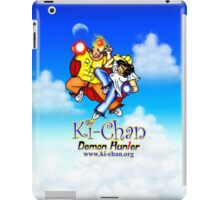 Ki-Chan: Sky Fight iPad Case/Skin
