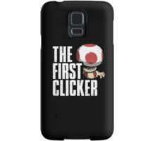 The First Clicker Samsung Galaxy Case/Skin