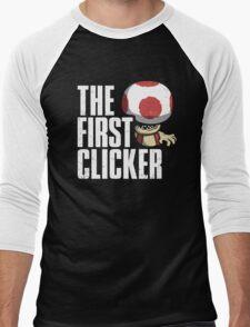 The First Clicker Men's Baseball ¾ T-Shirt