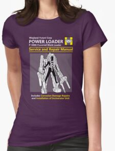 Power Loader Service and Repair Manual T-Shirt