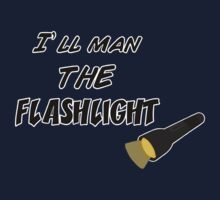 I'll man the flashlight by Roxy J