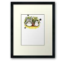 Toto Framed Print