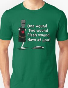 One Wound, Two Wound T-Shirt