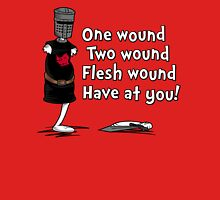 One Wound, Two Wound Unisex T-Shirt