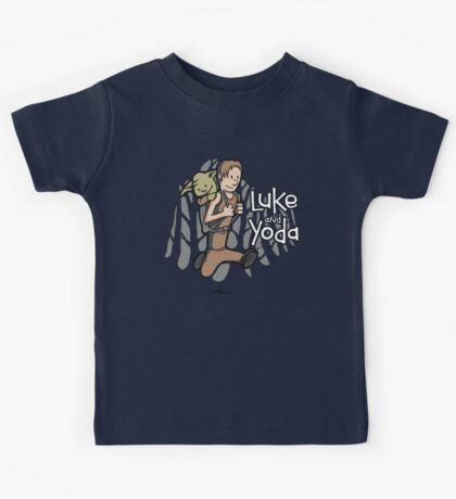 Master and Apprentice Kids Tee