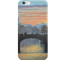 OCONNELL BRIDGE DUBLIN iPhone Case/Skin