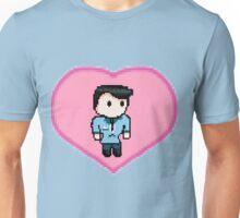 Ricky Richardo pixel Unisex T-Shirt
