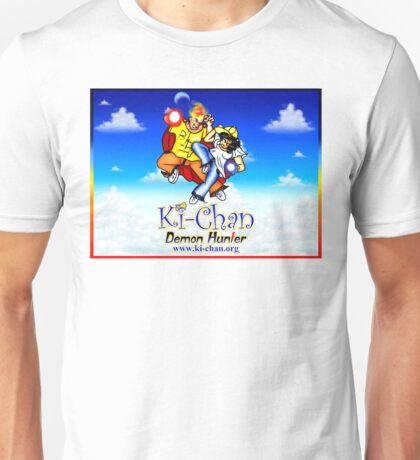 Ki-Chan: Sky Fight Unisex T-Shirt