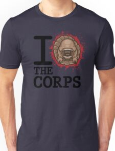 I Love The Corps T-Shirt