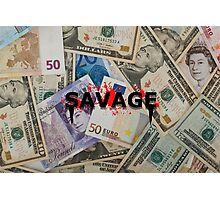 Savage  Photographic Print