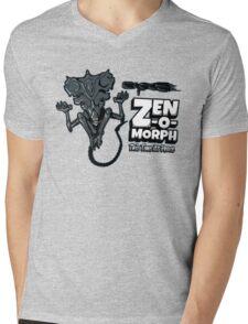 Zen-o-morph Mens V-Neck T-Shirt