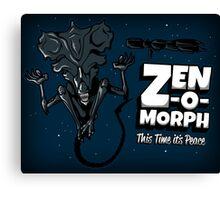 Zen-o-morph Canvas Print