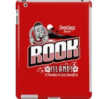Greetings from Rook Islands iPad Case/Skin