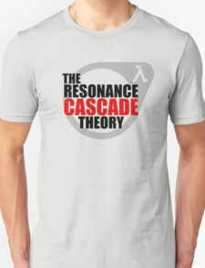 The Resonance Cascade Theory T-Shirt