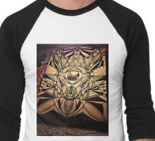 'ENIGMA'  Men's Baseball ¾ T-Shirt