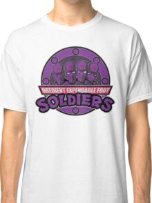 Obedient and Expendable Classic T-Shirt
