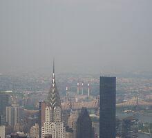 Chrysler Building - New York City, USA by waynebolton