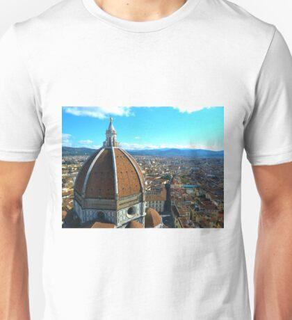 florence, italy Unisex T-Shirt