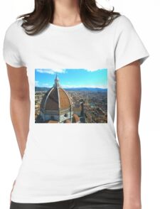 florence, italy Womens Fitted T-Shirt