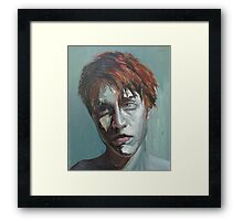 Clara #1 Framed Print