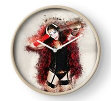 RHPS Rocky Horror Picture Show Clock