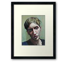 Clara #3 Framed Print