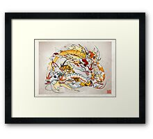 Fancy Gyarados Framed Print