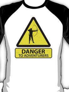 Danger to Adventurers T-Shirt