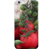 Colly Toms 'n' Peas iPhone Case/Skin