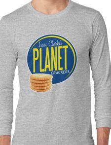 Isaac Clarke's Planet Crackers Long Sleeve T-Shirt