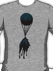 Flying horse T-Shirt