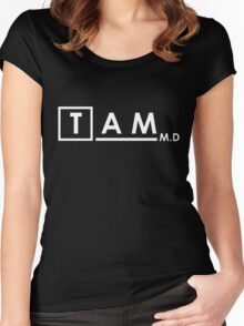 TAM M.D Women's Fitted Scoop T-Shirt