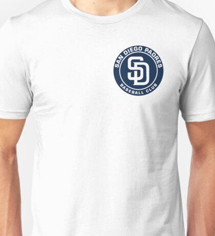 SAN DIEGO PADRES BASEBALL CLUB Unisex T-Shirt