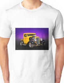 Hot Rod Pickup Unisex T-Shirt