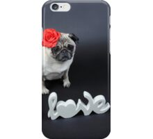 L O V E iPhone Case/Skin