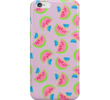 Melon Madness iPhone Case/Skin