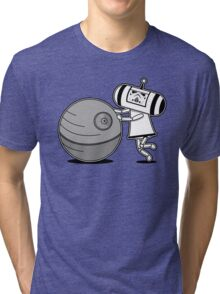 Katamari Trooper Tri-blend T-Shirt