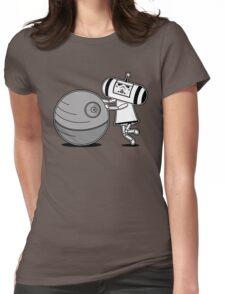 Katamari Trooper Womens Fitted T-Shirt