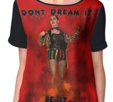 RHPS Rocky Horror Picture Show Chiffon Top