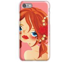 FELICITY ~ Crimson Rouge ~ iPhone Case/Skin