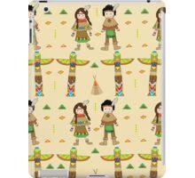 Little Indians iPad Case/Skin