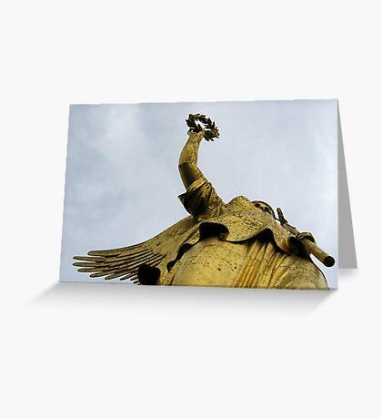 Siegessäule - Berlin Victory Column Greeting Card