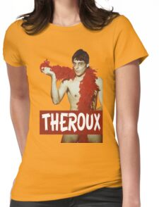 louis theroux Womens Fitted T-Shirt