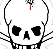 Death or Glory  Sticker