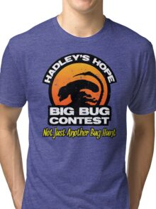 Big Bug Contest Tri-blend T-Shirt