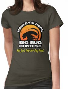 Big Bug Contest Womens Fitted T-Shirt